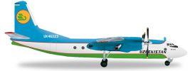 herpa 556613 AN-24B Uzbekistan Airways | WINGS 1:200 online kaufen