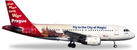 herpa 558075 A319 CSA Prague City of Magic | WINGS 1:200 online kaufen