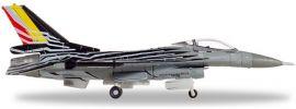herpa 558990 Belgian AF F-16AM Solo Display Team | WINGS 1:200 online kaufen