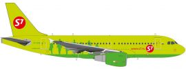 herpa 559072 S7 Airlines Airbus A319 | WINGS 1:200 online kaufen