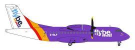 herpa 559331 Avions de Transport Regional ATR-42-500 flybe Flugzeugmodell 1:200 online kaufen