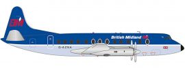herpa 559591 British Midlands Vickers Viscount 800 | WINGS 1:200 online kaufen