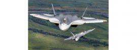 herpa 559751 Sukhoi T-50, White Shark | WINGS 1:200 online kaufen