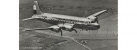 herpa 559799 Douglas DC-4 Skymaster KLM Rotterdam Flugzeugmodell 1:200 online kaufen