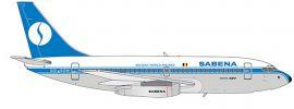 herpa 559942 Boeing 737-200 Sabena Flugzeugmodell 1:200 online kaufen