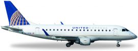 herpa 562584 E170 United Express | WINGS 1:400 online kaufen