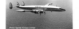 herpa 570596 Lockheed L-1049G Super Constellation Qantas Southern Zephyr Flugzeugmodell 1:200 online kaufen