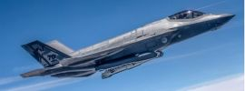 herpa 570671 Royal Netherlands Air Force Lockheed Martin F-35A Lightning II F-001 | Flugzeugmodell 1:200 online kaufen