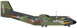 herpa 570909 Luftwaffe Transall C-160 LTG 63 | Flugzeugmodell 1:200 online kaufen
