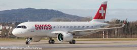 herpa 570947 Swiss International Air Lines Airbus A320 neo | Flugzeugmodell 1:200 online kaufen