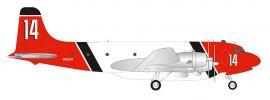 herpa 570954 Aero Union Douglas C-54 Skymaster Air Tanker | Flugzeugmodell 1:200 online kaufen