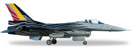 herpa 580137 F-16 Belgian AF Solo Display | WINGS 1:72 online kaufen