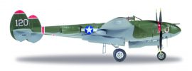herpa 580243 Lockheed Lightning P-38L USAAF Thoughts of Midnite Flugzeugmodell 1:72 online kaufen