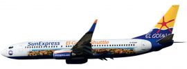 herpa 611053 B737-800 SunExpress El Gouna Snap-Fit | WINGS 1:200 online kaufen