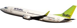 herpa 611107 B737-300 Air Baltic Snap-Fit | WINGS 1:180 online kaufen