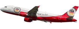 herpa 611213 A320 airberlin Fan Force One SnapFit | WINGS 1:200 online kaufen