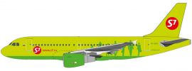 herpa 611909 S7 Airlines Airbus A319 | Snap-Fit WINGS 1:200 online kaufen