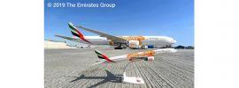 herpa 612357 Boeing 777-300ER Emirates Expo 2020 Steckbausatz 1:200 online kaufen