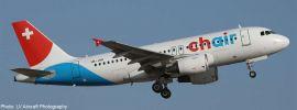 herpa 612685 Chair Airlines Airbus A319 Steckbausatz | Flugzeugmodell 1:200 online kaufen
