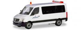 herpa 700696 Mercedes-Benz Sprinter 2013 Bus Schwertransportbegleitung Bundeswehr Militär Spur H0 online kaufen