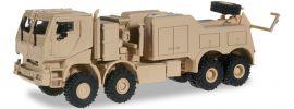 herpa Military 744904 Mercedes-Benz Actros gepanzert Bergefahrzeug Militärmodell 1:87 online kaufen