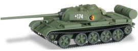 herpa 745000 Kampfpanzer T-54   NVA   Militariamodell 1:87 online kaufen