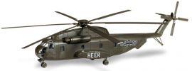 herpa 745178 Sikorsky CH 53 Minitanks Hubschrauber-Bausatz 1:87 online kaufen