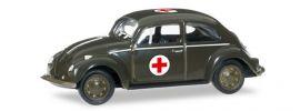 herpa 745239 VW Käfer Sanitäter Rotes Kreuz Militärfahrzeug 1:87 online kaufen