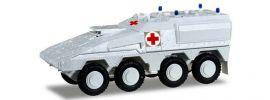 herpa 745338 GTK Boxer Rotes Kreuz Militärmodell 1:87 online kaufen