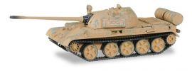 herpa 745642 T55 M Kampfpanzerwagen mit Gebrauchsspuren Militärmodell 1:87 online kaufen