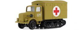 herpa 745703 Magirus Maultier Rotes Kreuz | Militär 1:87 online kaufen