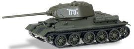 herpa 745727 Kampfpanzer T34 85 Schlacht um Berlin | Militär 1:87 online kaufen