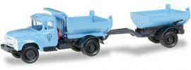 herpa 745758 ZIL 130 MuKiHgz blau | Militär 1:87 online kaufen