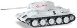 herpa 745796 Kampfpanzer T34 85 Wintertarnung | Militär 1:87 online kaufen