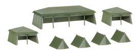 herpa Military 745826 Zelte verschieden 7 Stück Bausatz 1:87 online kaufen