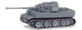 herpa 745949 Panzerkampfwagen Tiger H1 dekoriert Russland Nr. 100 Militärmodell 1:87 online kaufen
