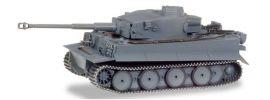 herpa 745956 Panzerkampfwagen Tiger H1 dekoriert  Russland Militärmodell 1:87 online kaufen