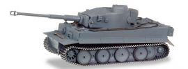 herpa 745963 Panzerkampfwagen Tiger H1 dekoriert Russland Kursk Militärmodell 1:87 online kaufen