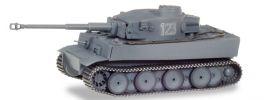 herpa 745970 Panzerkampfwagen Tiger H1 dekoriert Russland Nr. 123  Militärmodell 1:87 online kaufen