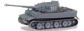 herpa 745987 Panzerkampfwagen Tiger H1 dekoriert Russland Nr. 111 Militärmodell Spur 1:87 online kaufen