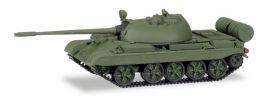 herpa 746113 Kampfpanzer T-55 AM mit Panzerschürzen  Militärmodell 1:87 online kaufen