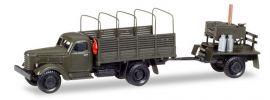 herpa Military 746137 ZIL 164 Pritsche mit Feldküche NVA in Polen LKW-Modell 1:87 online kaufen