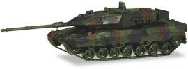herpa 746175 Leopard 2A7 Kampfpanzer dekoriert | Militär 1:87 online kaufen