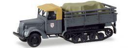 herpa 746229 Ford 917 Maultier mit Ladung Wehrmacht JG3 | Militär 1:87 online kaufen
