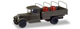 herpa 746342 ZIS 5 Pritsche mit Spriegel und Fässerladung Sowjetunion 1938-1945 Militärmodell 1:87 online kaufen