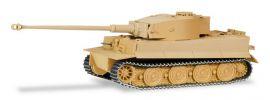 herpa 746427 military Kampfpanzer Tiger E mit 88mm KwkHerbst 1943 Panzermodell 1:87 online kaufen