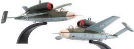 OXFORD 81AC076 Heinkel He162 Air Min 61W.Nr120072 RAF 1945 | Flugzeugmodell 1:72 online kaufen