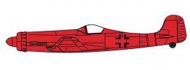 OXFORD 81AC096 Focke Wulf TA152-Stab/JG301 Oberstleutnant Fritz Auhammer Flugzeugmodell 1:72 online kaufen