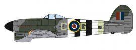 herpa Oxford 81AC100 Hawker Typhoon Mk1 | Flugzeugmodell 1:72 online kaufen