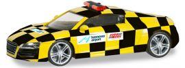 herpa 915878 Audi R8 Follow me Flughafen Hannover Automodell 1:87 online kaufen